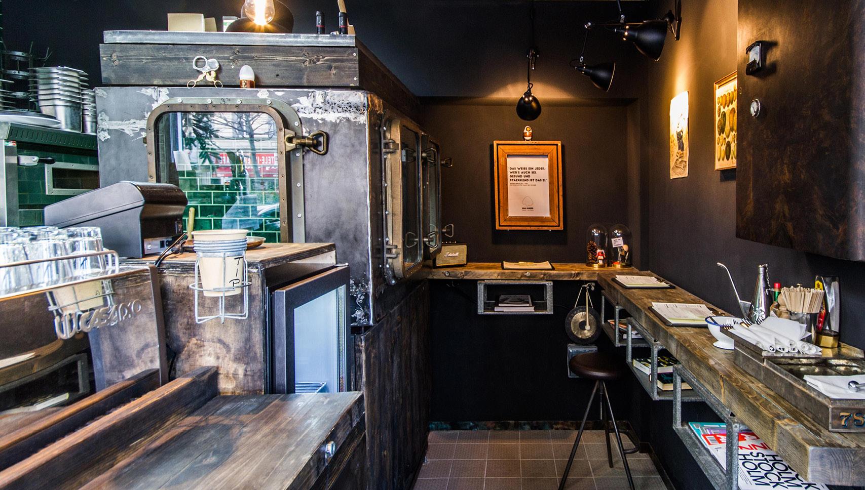 Heimat Küche Bar. Flaschenhalter Küche Ikea Spritzschutz Aus Holz ...
